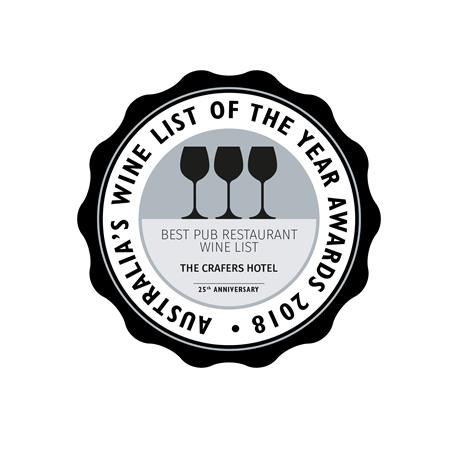 Best Pub Restaurant Wine List